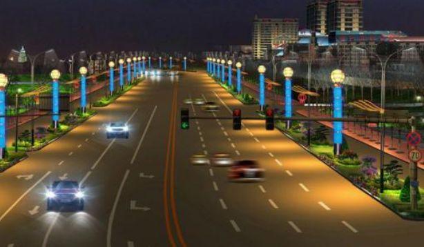 华体科技与仁寿县人民政府就智慧路灯项目建设达成合作贮罐